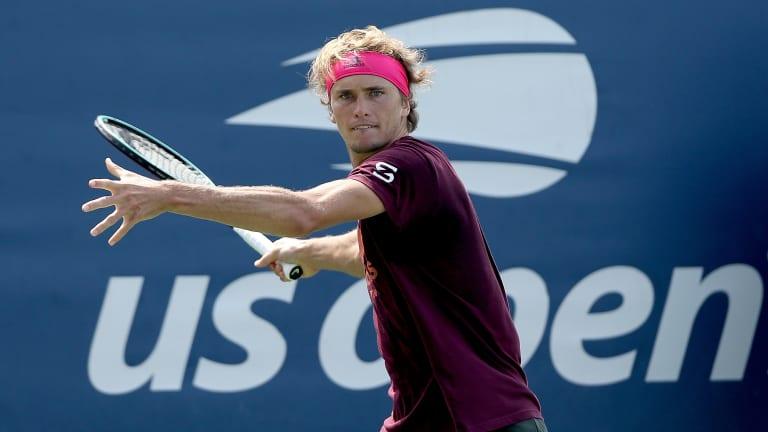 US Open ATP Match of the Day: Alexander Zverev vs. Brandon Nakashima