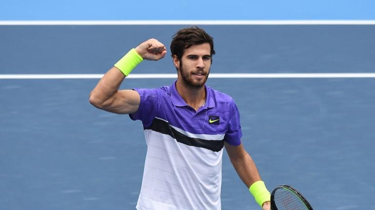 Khachanov, Wozniacki and more players regain form as season winds down