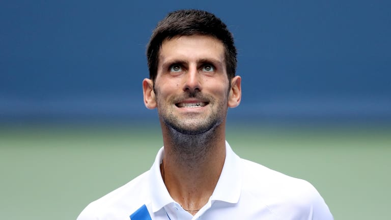 Djokovic survives three-hour saga to top Agut for spot in Cincy final