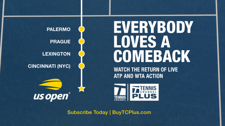 Western & Southern  Open takes over   New York City