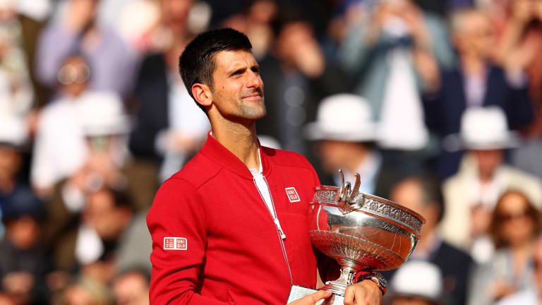 12. 2016 French Open