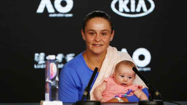 After crashing another Melbourne party, Kenin ready to host her own