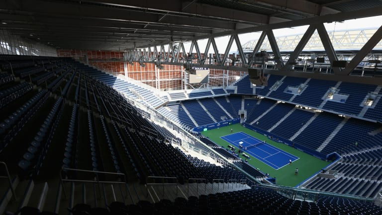 Part of US Open home to be converted to hospital for coronavirus aid