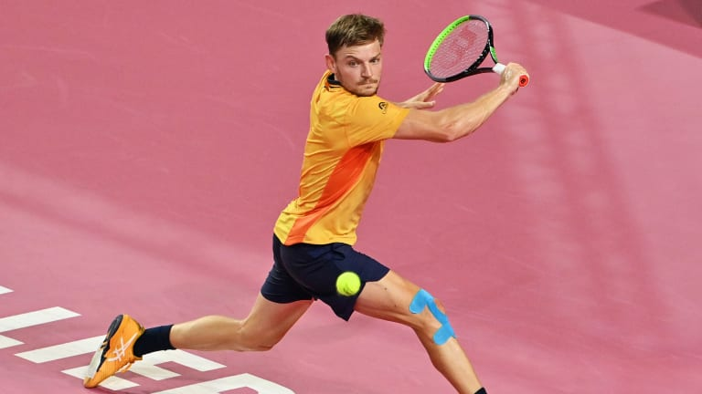 Goffin and Bautista Agut set to face off in Montpellier final