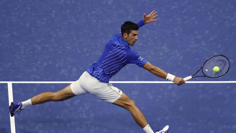 What Pete Sampras thinks of the great Novak Djokovic, now 24-0 in 2020