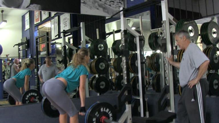 Rebuilding a Champion: An exclusive look at Azarenka's fitness regime