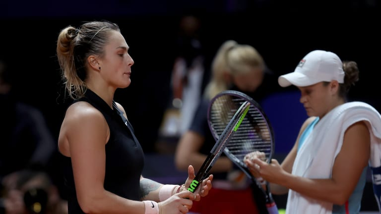 World No. 1 Barty wins Stuttgart, first player to three titles in 2021