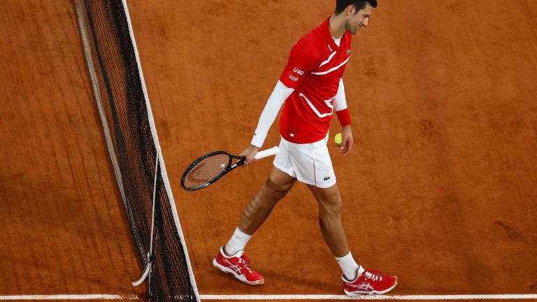 In one of his finest final wins, Rafael Nadal dominates Novak Djokovic