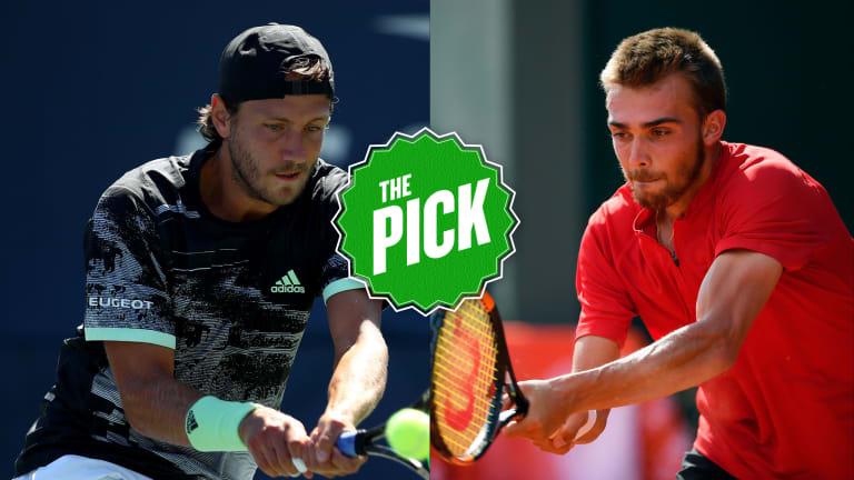 The Pick: Lucas Pouille vs. Benjamin Bonzi, ATP Montpellier