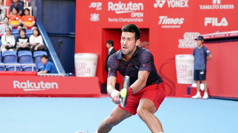 Novak Djokovic to face qualifier John Millman in Tokyo final