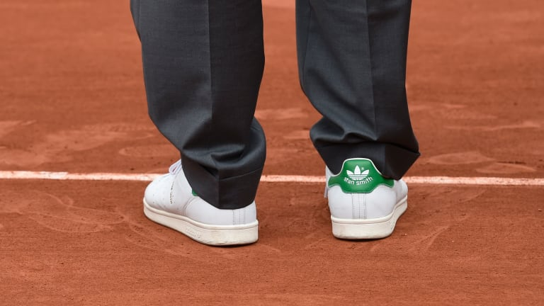 The Stan Smith shoe has become an indelible part of fashion and pop culture (Getty Images).