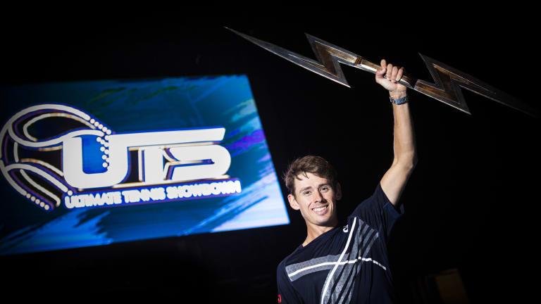 De Minaur becomes youngest UTS  champion