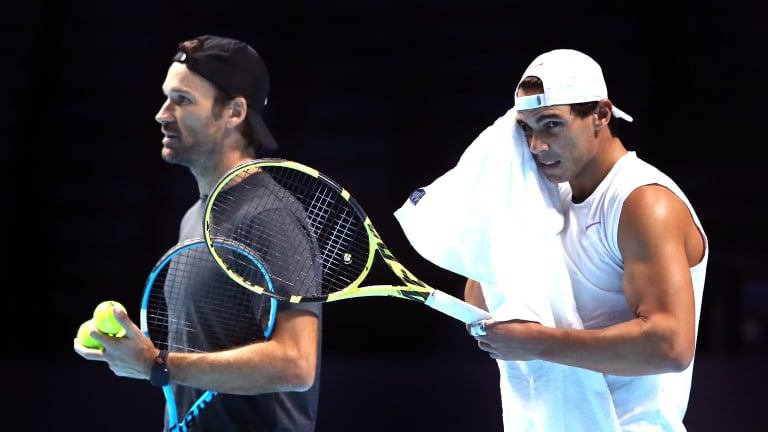 The role of analytics in tennis is on a long, slow rise
