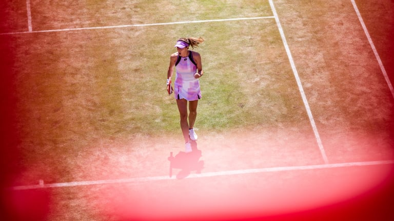 Making her 58th consecutive major appearance, Cornet is looking to get beyond the fourth round for the first time (having been to the round of 16 at every Slam).