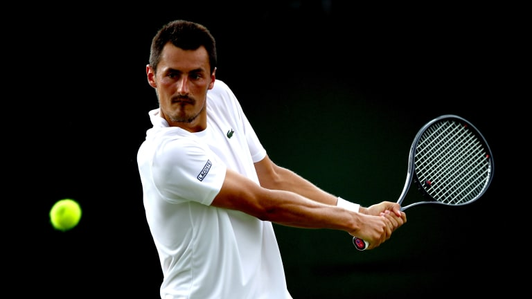 2018 US Open Qualifying Previews: Tomic vs. Kokkinakis; Bouchard; more