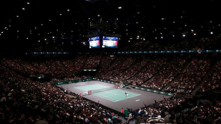 WTA Ostrava gets green light; ATP Paris Masters faces new local curfew