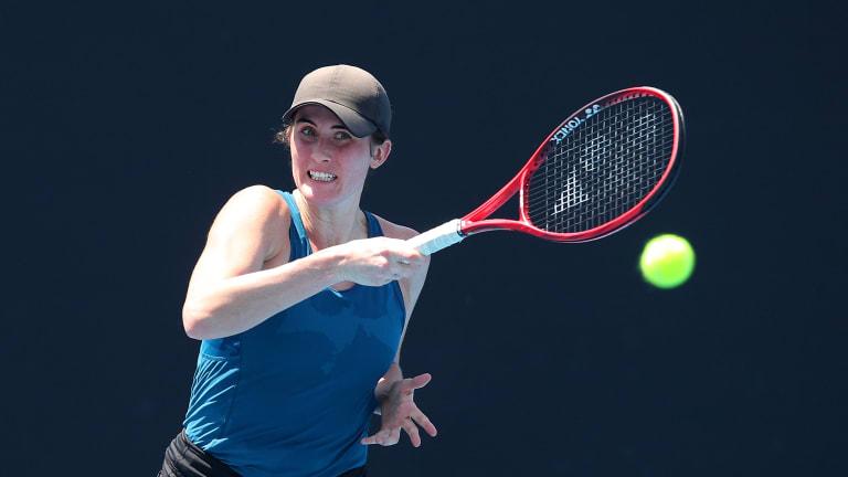 Rebecca Marino's comeback continues in Roland Garros qualifying