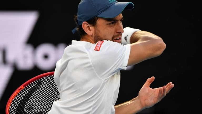 Ranking Reaction: Karatsev crashes Top 30; Musetti breaks into Top 100