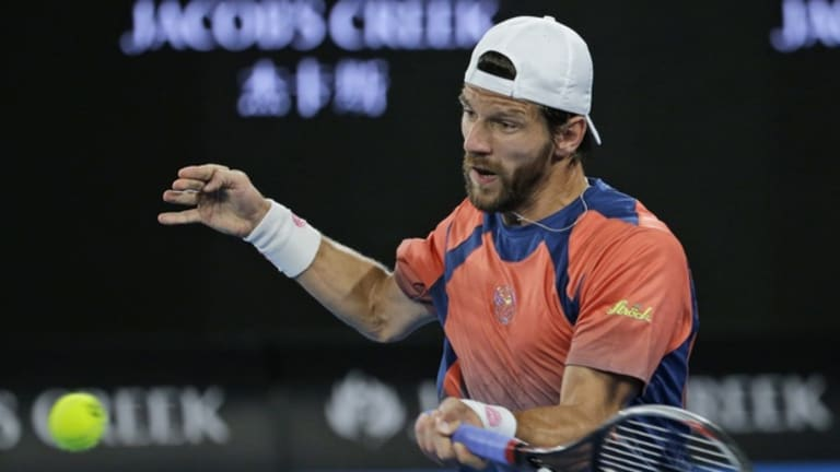 Jurgen Melzer prepares to blaze a new trail for this generation