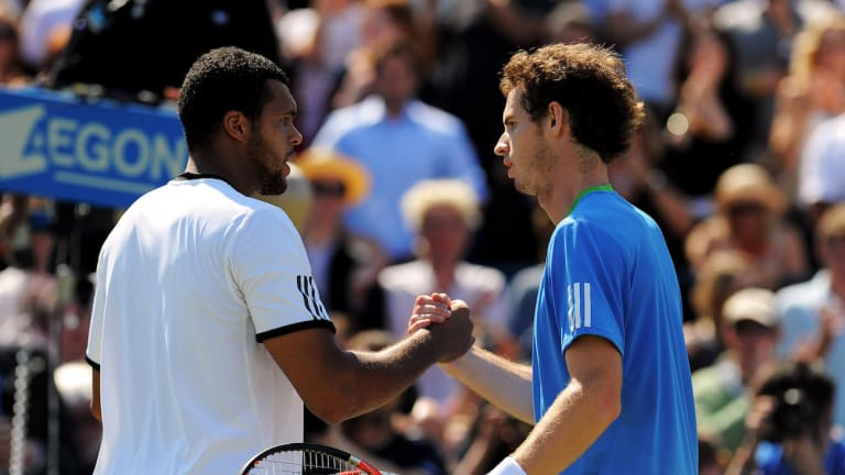 No Place Like  'Home': Murray's a king at Queen's