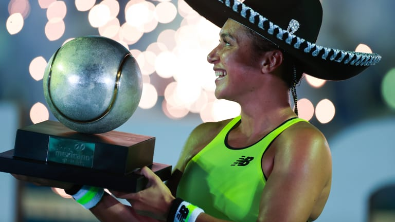 Heather Watson d. Leylah Fernandez: New blood, sweat, tears and cheers