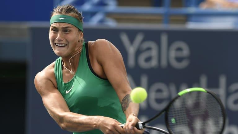 Final-ly: Aryna Sabalenka, thrice a runner-up, wins first WTA title