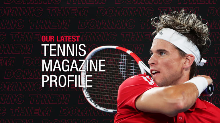 The Race For Number One: Dominic Thiem's ultimate incline to scale