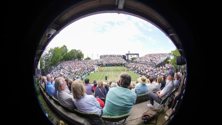"""""""Not ideal"""": Grass and lead-up clay events react to French Open delay"""