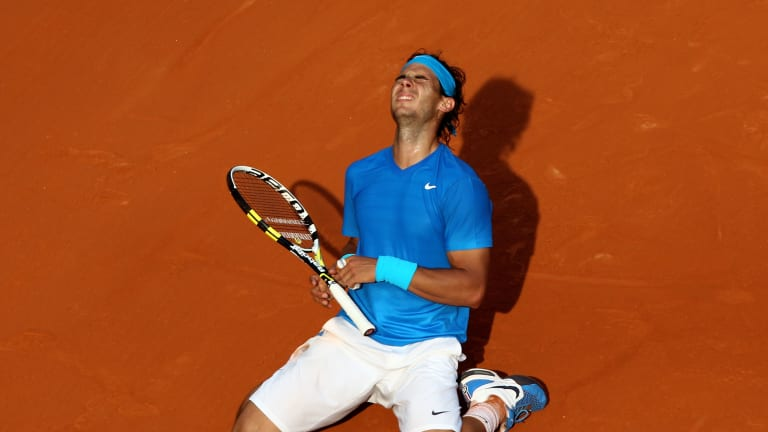 Rafa Rewind, 2011: Nadal matches Borg with sixth French Open trophy