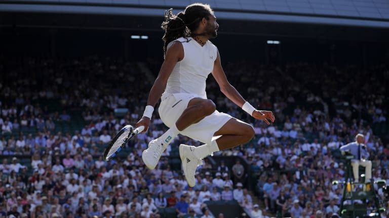 Live matches return to Tennis Channel: Tennis Point Exhibition Series