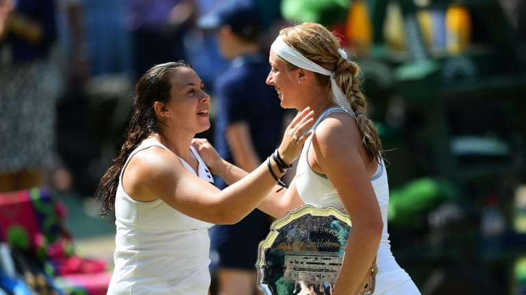 One last ball: Bartoli's Cinderella run at Wimbledon provided closure
