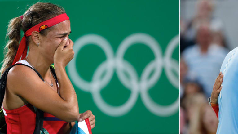 Monica Puig, Juan Martin del Potro and Rafael Nadal showed us what the Olympics does to tennis