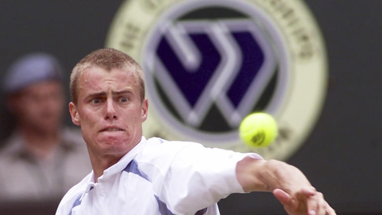 Commemorating  Hewitt's Hall of  Fame worthy highs