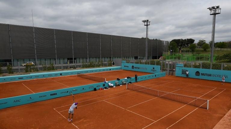 Simona Halep, Rafael Nadal praise Madrid crowd presence