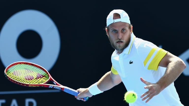 AO qualies—Kudla wins but is disqualified after positive COVID-19 test