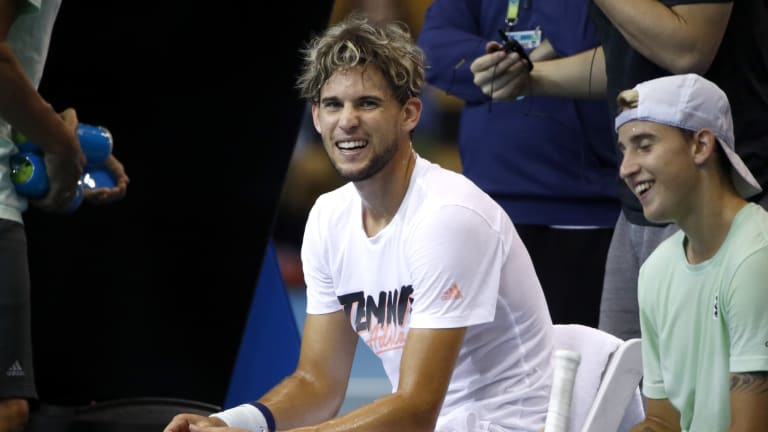 Thiem opposes lower-ranked player relief fund; wants to give elsewhere