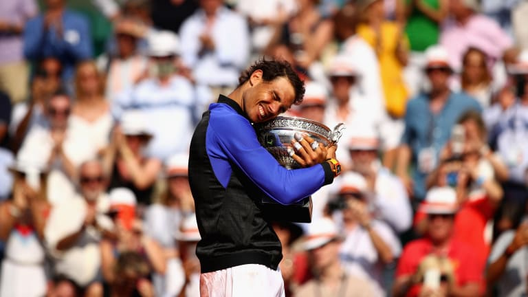 15. 2017 French Open