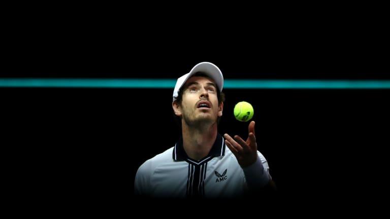 Top 5 Photos 3/1:  Murray digs deep to  defeat Haase