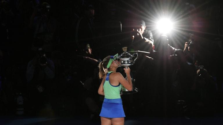 The Furious Zen of Kenin: Sofia's stunning run to the Australian Open