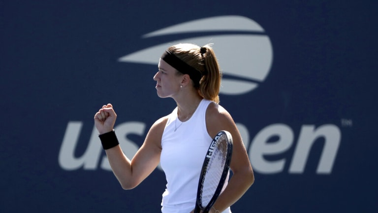 Unseeded & Unfazed: Taylor Townsend stuns Halep at upset-heavy US Open