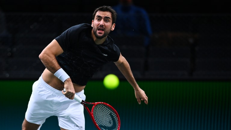 """""""I haven't reached my peak"""": 2014 US Open champ Cilic not done yet"""