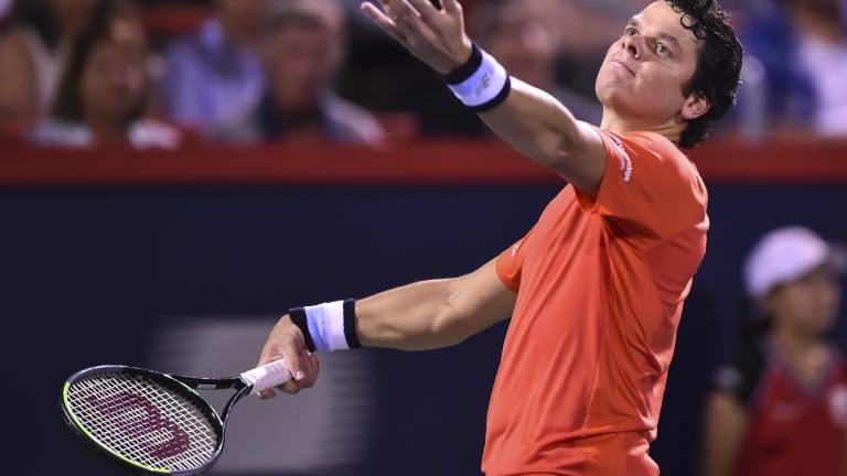 Tall advantage: Top 10 all-time fastest servers in men's tennis