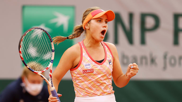 Kenin's underrated tactical artistry sends her to another major final