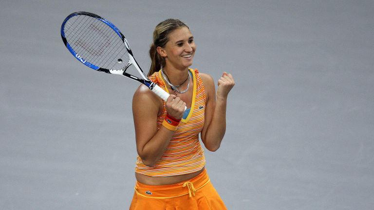 Tatiana Golovin is returning to the Tour, too