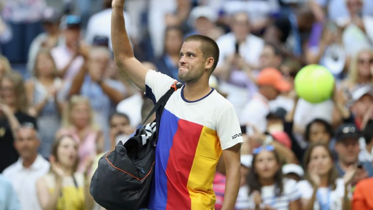 Mikhail Youzhny calls it a career after St. Petersburg exit