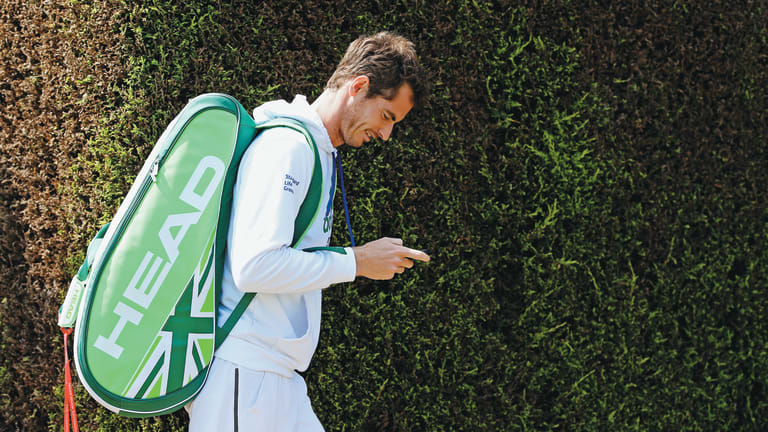 Like Connection: How social media and tennis have gone viral