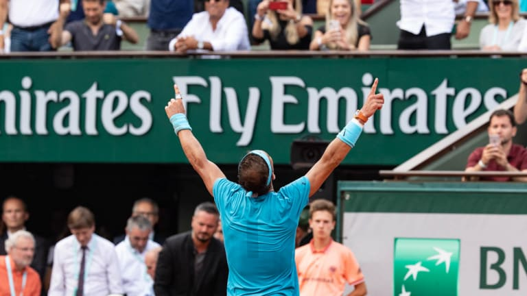 One of the greatest achievements in sport: Nadal wins 11th French Open