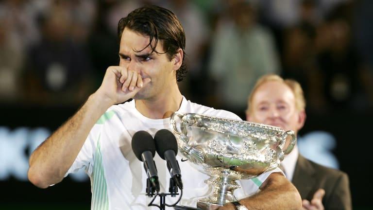 7. 2006 Australian Open