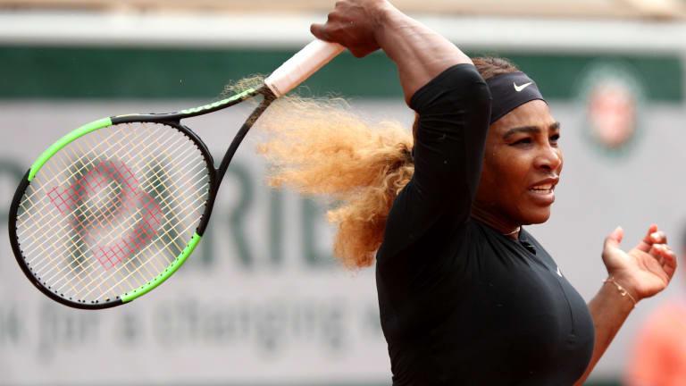 New day, new Serena: 36 winners lift three-time Paris champ past Nara
