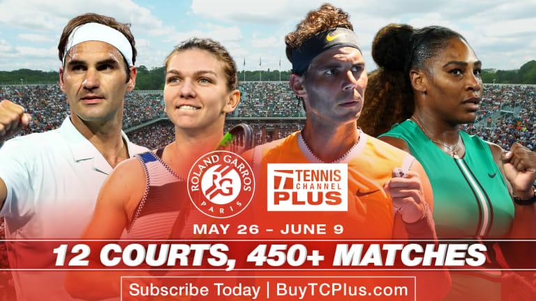 Lauren Davis wins first Roland Garros main draw match in seven years